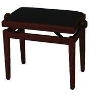 Банкетка для пианино Gewa FX Piano Bench Cherry Matt Black Seat