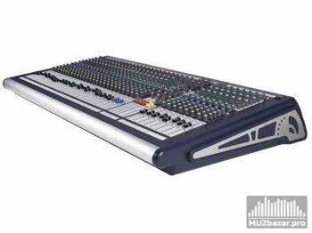 Микшерный пульт Soundcraft GB2, 32 канала