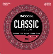 Струны D'Addario EJ27N Student Nylon Normal Tension